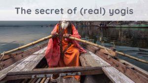 Anti-stress breathing: The secret of (real) yogis