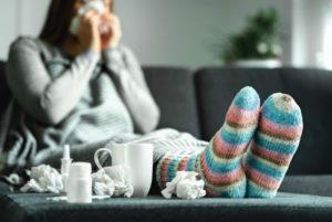 Grippe: comment se soigner naturellement?