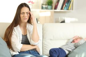 Anxiety and separation anxiety with baby: what to do?