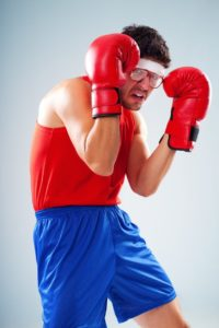 Anxiety after sport and anxiety during physical activity?