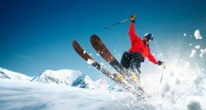Блокировка и стресс при катании на лыжах: как кататься на лыжах без паники?