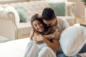 Cuddle therapy: cuddling to reduce stress?
