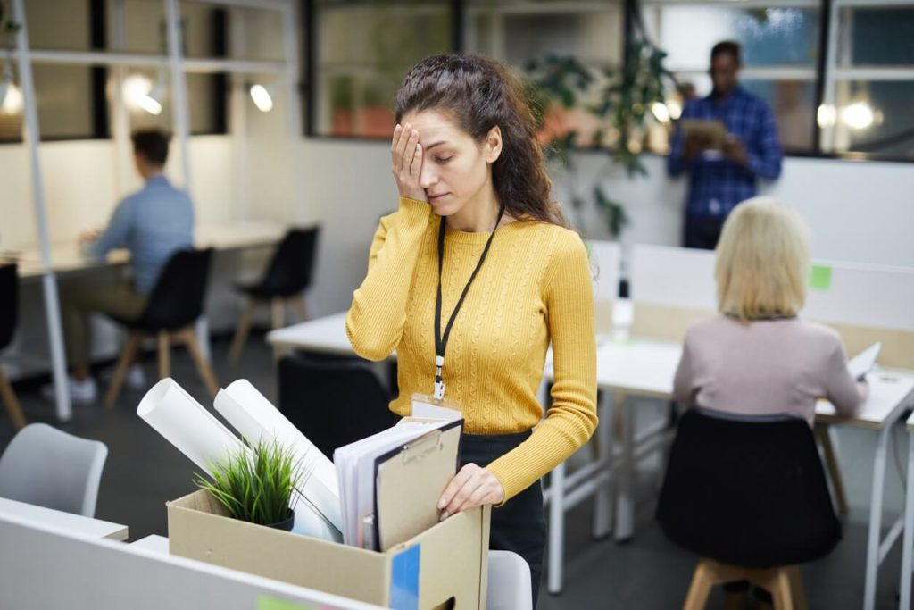 Job change and anxiety: what to do?