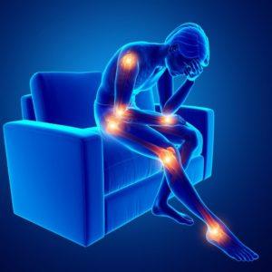 Douleur et tension nerveuse dans tout le corps: que faire?