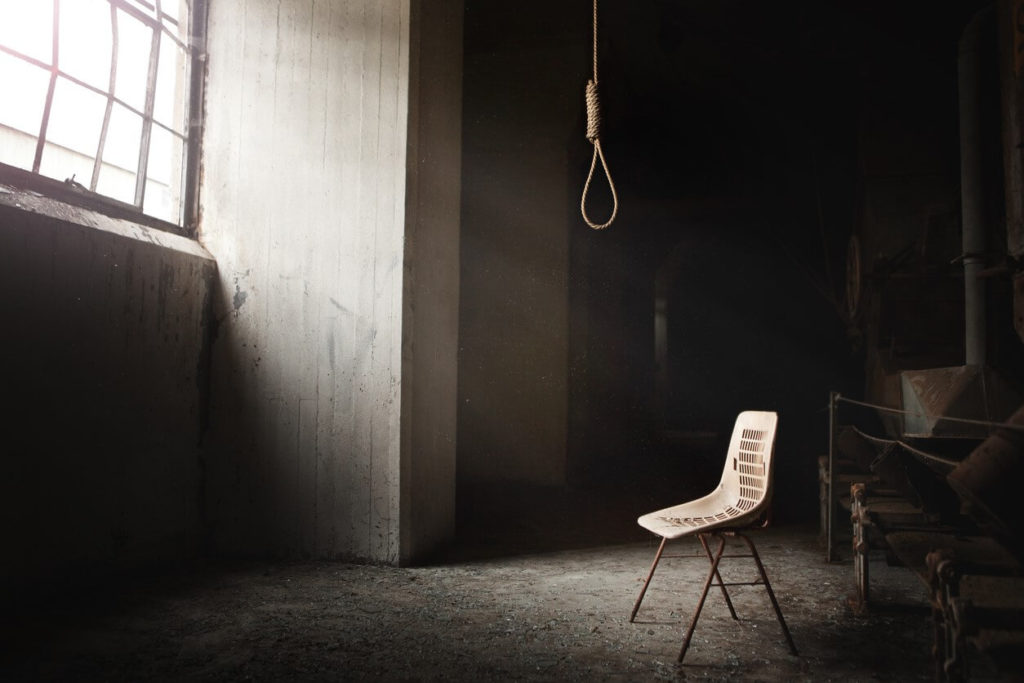 Idées suicidaires: comment chasser les idées noires?
