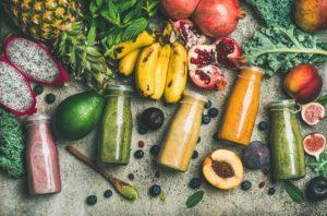Les meilleures recettes de jus de légumes crus?