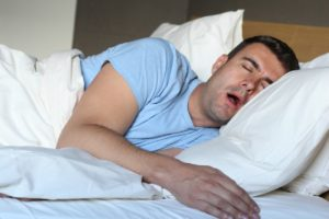Why not sleep while breathing with your mouth open?