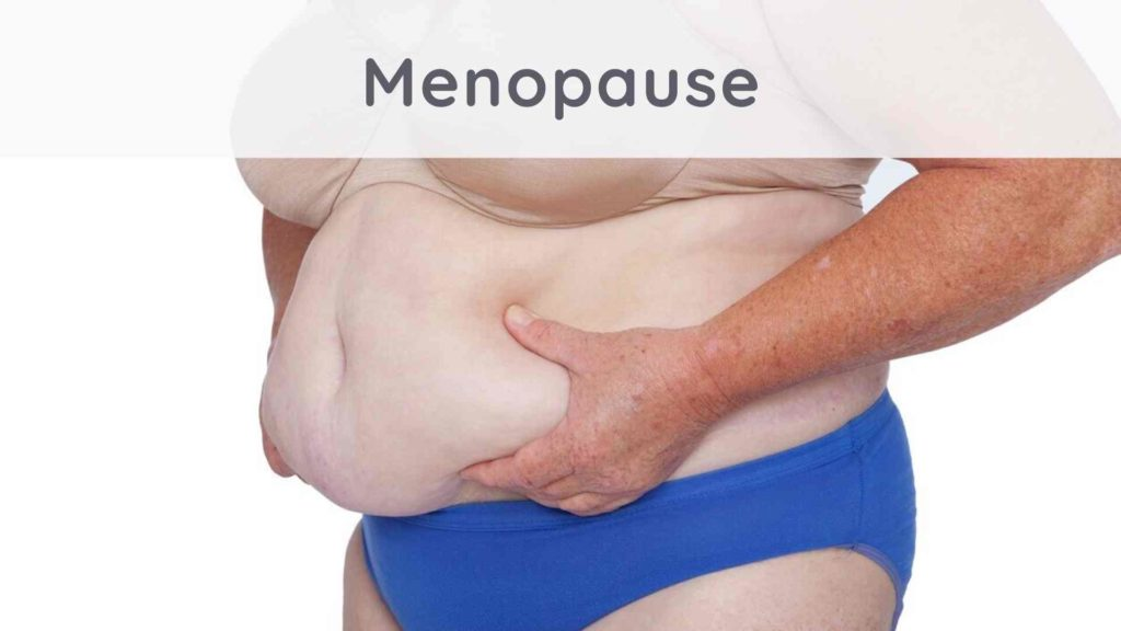 Menopause: how to lose belly?