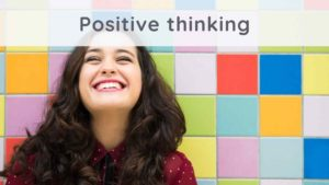 Positive thinking : how to practice it ?