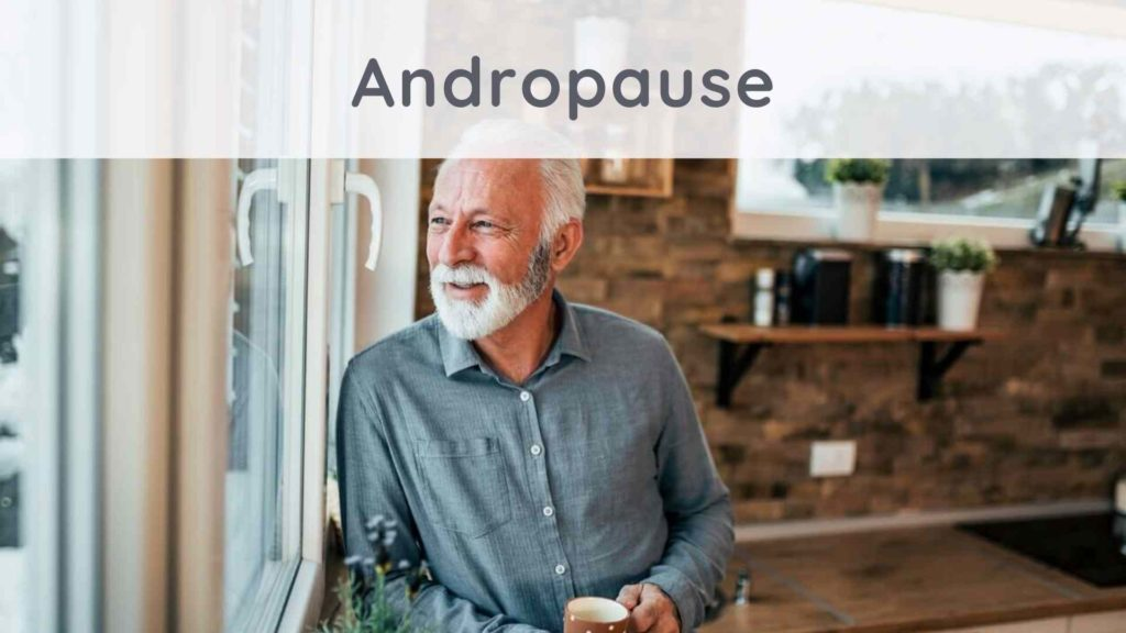 Andropause : how to fight against aging?
