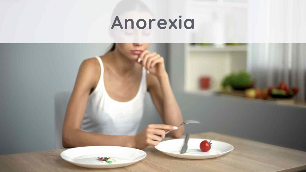 Anorexia : how to get your appetite back ?