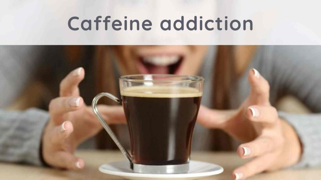 Caffeine addiction : how to stop coffee ?