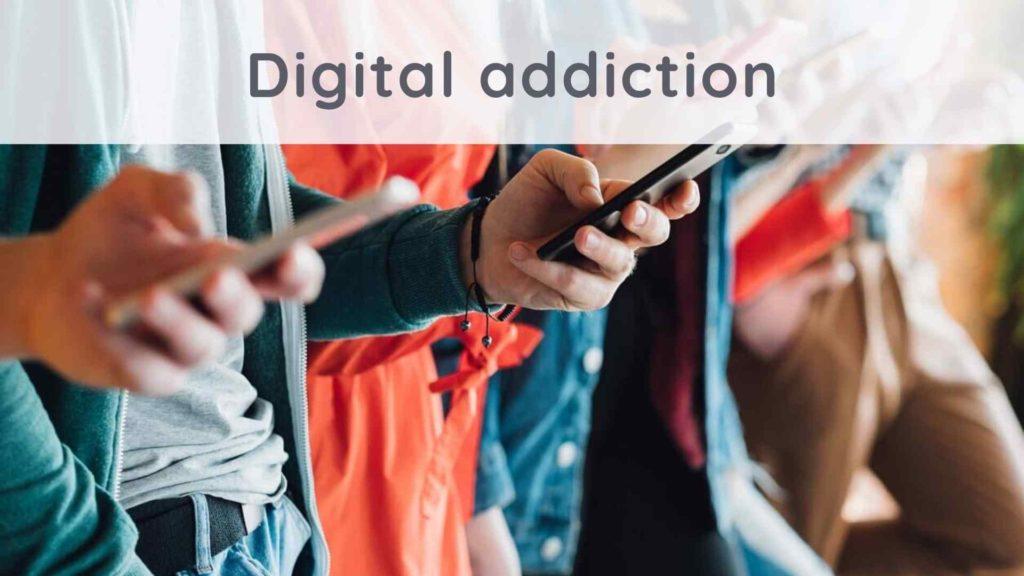 Digital addiction : how do screens damage the brain ?