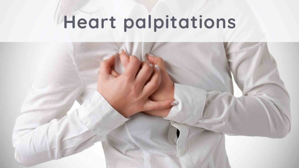 Heart palpitations: how to calm your heart?