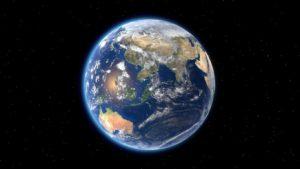 Taux vibratoire actuel de la planète Terre?